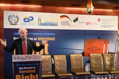Toby Mendel, Executive Director CLD Canada joined as a Chief Guest and addressed the audience