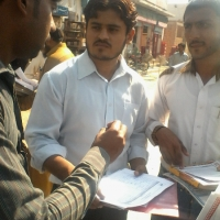 RTI Stall at Lodhran<br>Dated:19-11-2014