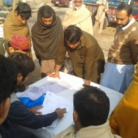 RTI Stall by Urban Rural Development Organization <br> dated:23-11-2014