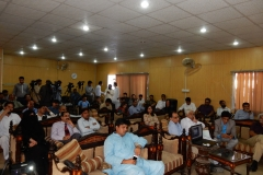 CRTI Award Ceremony attended by large number of journalists
